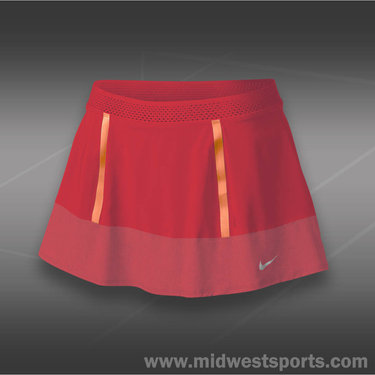 Nike Maria US Open Skirt-Fusion Red