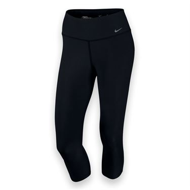 Nike Legend Tight Poly Capri-Black