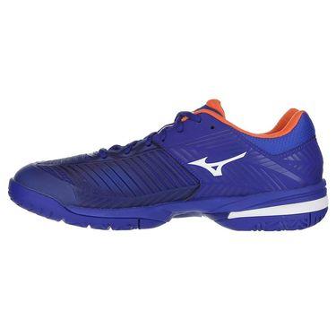Mizuno Wave Exceed Tour 3 Mens Tennis Shoe - Blue
