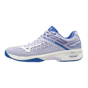 Mizuno Wave Exceed Tour 4 Womens Tennis Shoe Purple/White 550021 6Q00