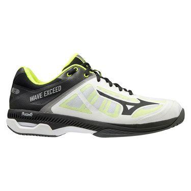 Mizuno Wave Exceed SL Mens Tennis Shoe White/Black 550023 0090