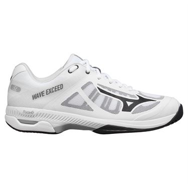 Mizuno Wave Exceed SL AC Mens Tennis Shoe White/Black 550027 0090