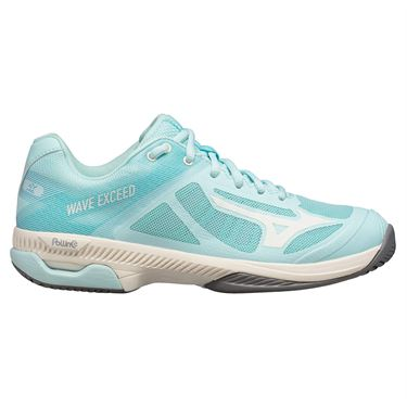 Mizuno Wave Exceed SL AC Womens Tennis Shoe Blue/White 550028 5000