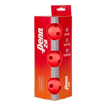 Head Penn 26 Indoor Pickleball - 3 Pack