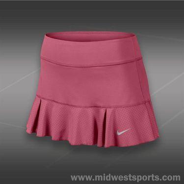 Nike Flirty Knit Skirt-Geranium