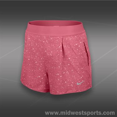 Nike Printed Woven Short-Geranium