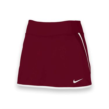 Nike Womens Team Power Skirt-Cardinal