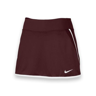 Nike Womens Team Power Skirt-Dark Maroon