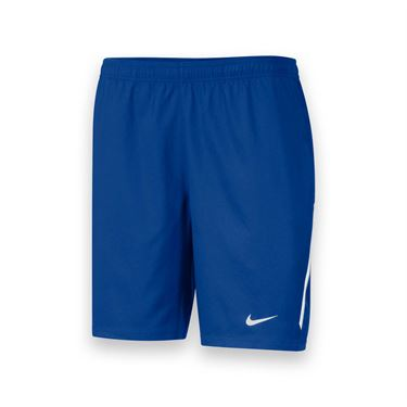 Nike Mens Team Power 9 Inch Short-Royal