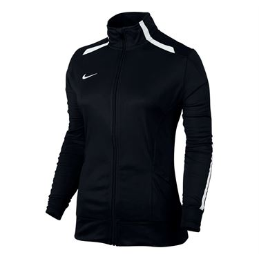 Nike Team Overtime Jacket-Black