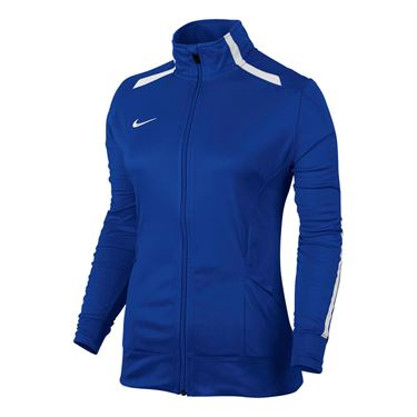 Nike Team Overtime Jacket-Royal