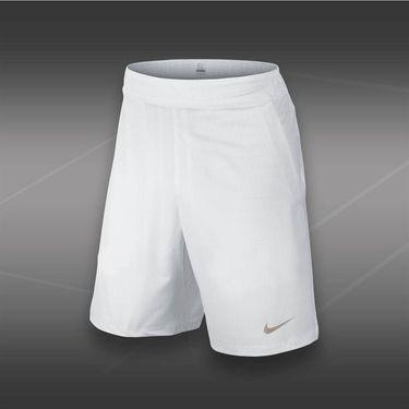 Nike Gladiator 9 Inch Short- White