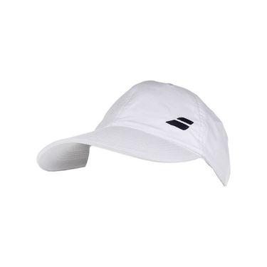 Babolat Basic Logo Junior Hat - White