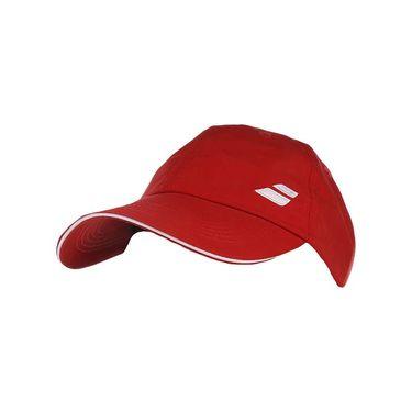 Babolat Basic Logo Junior Hat - Red
