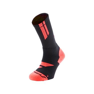 Babolat Team Big Logo Tennis Sock - Castlerock