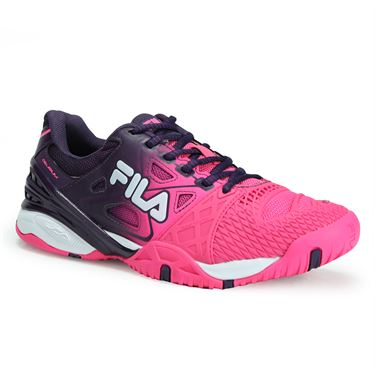 Fila Cage Delirium Womens Tennis Shoe