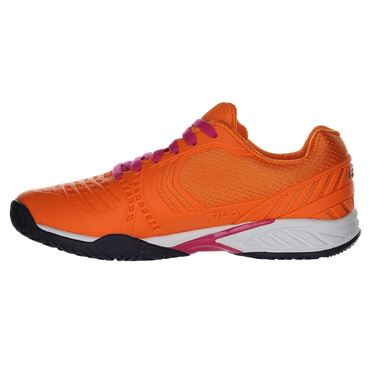 Fila Axilus 2 Energized Mens Tennis Shoe - Opel/White/FSPL