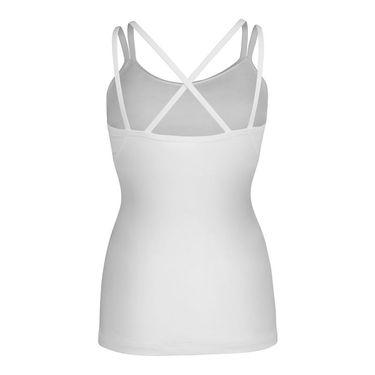 Sofibella Long and Lean Tank - White