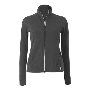 Sofibella Fitted Jacket - Heather Grey