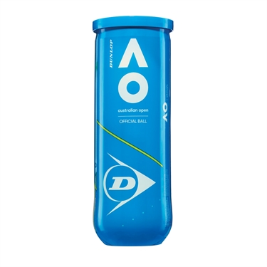 Dunlop Australian Open Tennis Ball (Case)