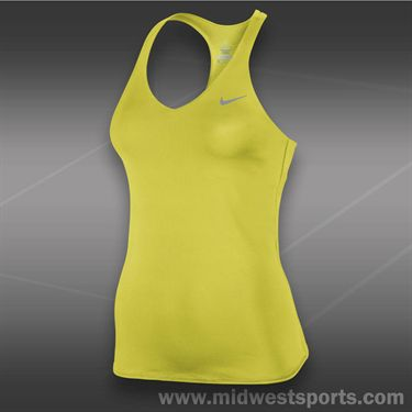 Nike AdvantageTank-Venom Green