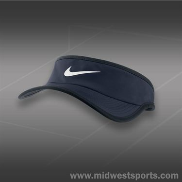 Nike Feather Light 2.0 Visor-Obsidian