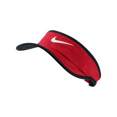 Nike Kids Featherlight Visor - University Red