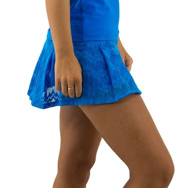 BPassionit Coming Up Daisies Pleated Skirt