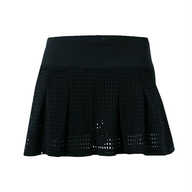 BPassionit Eclipse Pleated Skirt - Black
