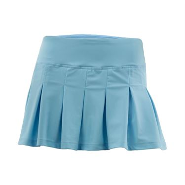 B Passionit Refresh Pleated Skirt - Blue Sky
