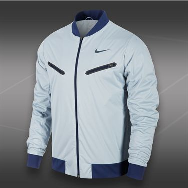 Nike Rafa Premier Jacket-Light Magnet Grey