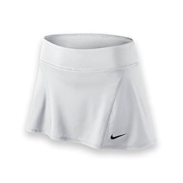 Nike Flouncy Knit Skirt-White