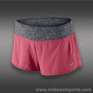 Nike New Rival Short-Geranium