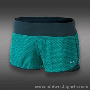 Nike Printed Rival Short-Turbo Green