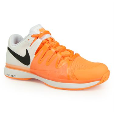 Nike Zoom Vapor 9.5 Tour Mens Tennis Shoe - Tart/Black/White