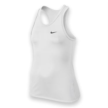 Nike Girls Advantage Power Tank-White