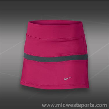 Nike Girls Victory Power Skirt-Fuchsia Force