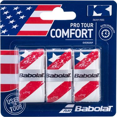 Babolat USA Overgrip 3 Pack