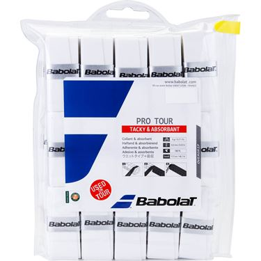 Babolat Pro Tour Overgrip 30 pack