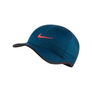 Nike Court Aerobill Feather Light Hat - Valerian Blue