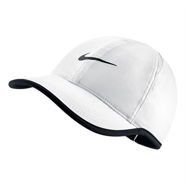 Nike Womens Feather Light Hat- White