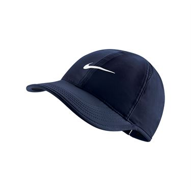 Nike Womens Featherlight Hat - Obsidian