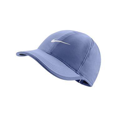 Nike Court Aerobill Featherlight Womens Hat - Purple/Black/Grey 679424 522