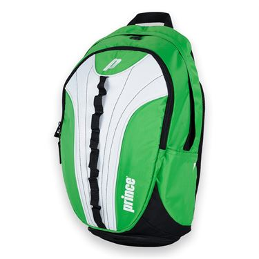 Prince Victory Green/White Backpack Tennis Bag