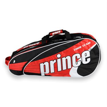 Prince Tour Team Red 9 Pack Tennis Bag