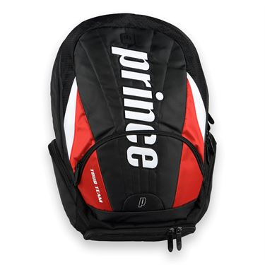 Prince Tour Team Red Backpack Tennis Bag
