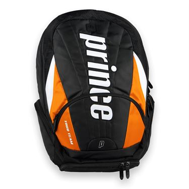 Prince Tour Team Orange Backpack Tennis Bag