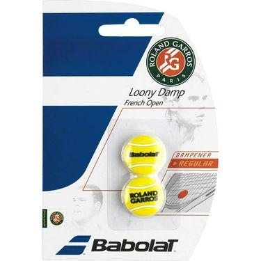 Babolat Roland Garros Tennis Ball Loony Vibration Dampener