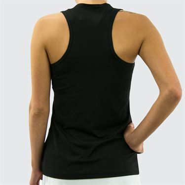 Sofibella Athletic Racer back Tank - Black