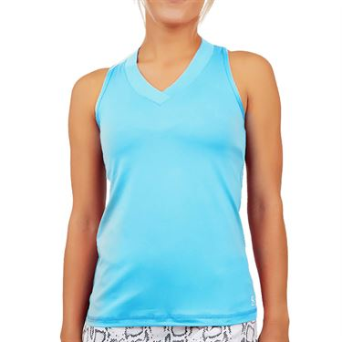 Sofibella UV Colors Racerback Tank Womens Baby Boy 7001 BBY